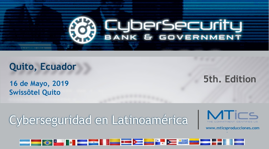 CyberSecurity Bank & Government Ecuador
