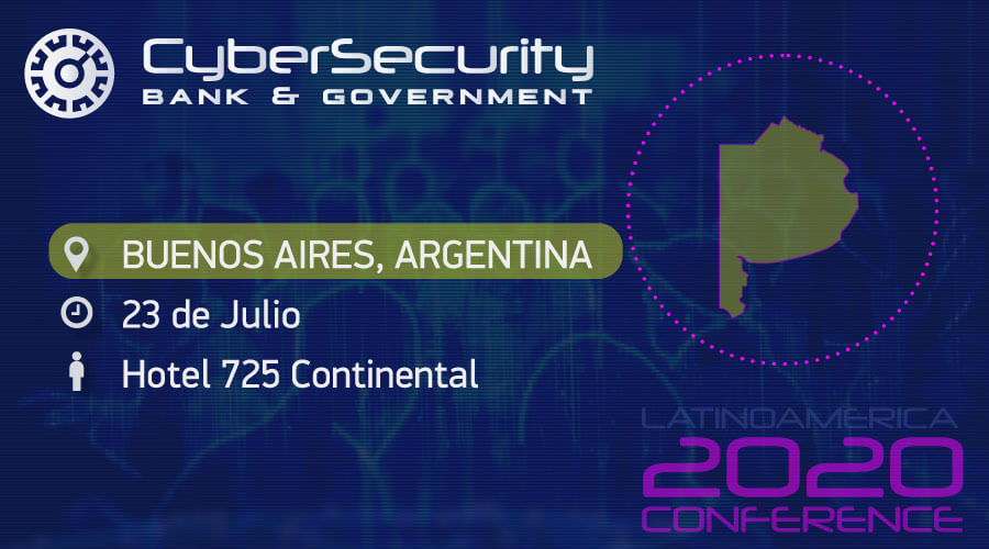 CyberSecurity Bank & Government Buenos Aires, Argentina